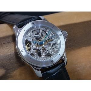 アルカフトゥーラ 297SKBK ARCA FUTURA 自動巻き式時計 スケルトンウオッチ 正規販売店|tokei10