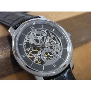 アルカフトゥーラ 323SKBK ARCA FUTURA 手巻き式時計 スケルトンウオッチ 正規販売店|tokei10