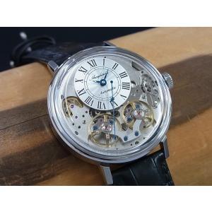 アルカフトゥーラ 33BK ARCA FUTURA 自動巻き式時計 スケルトンウオッチ 正規販売店|tokei10