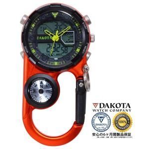 DAKOTA ダコタ アングラー2 アナデシ クリップウオッチ 3727-0 正規品 アウトドア用時計|tokei10