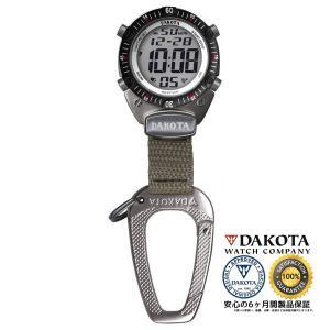 DAKOTA ダコタ デジタルスポーツ クリップウオッチ 3814-1 正規品 アウトドア用時計|tokei10