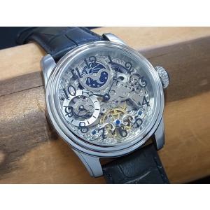 アルカフトゥーラ 965ABK ARCA FUTURA 自動巻き式時計 スケルトンウオッチ 正規販売店|tokei10