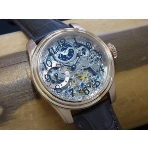 アルカフトゥーラ 965CBR ARCA FUTURA 自動巻き式時計 スケルトンウオッチ 正規販売店|tokei10
