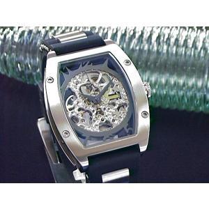 アルカフトゥーラ 978C ARCA FUTURA 自動巻き式時計 スケルトンウオッチ 正規販売店|tokei10