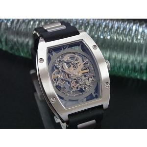 アルカフトゥーラ 978E ARCA FUTURA 自動巻き式時計 スケルトンウオッチ 正規販売店|tokei10