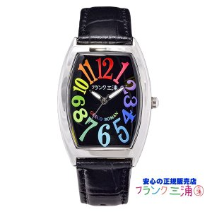 フランク三浦 FM00K-CRB 零号機(改) カラー黒 送料無料 安心の正規販売店|tokei10