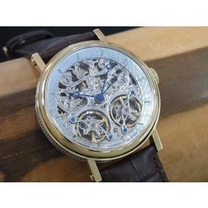 アルカフトゥーラ P091601YGBR ARCA FUTURA 自動巻き式時計 スケルトンウオッチ 正規販売店|tokei10