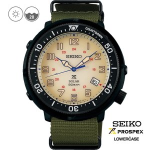SEIKOプロスペックス SBDJ029 LOWERCASE フィールドマスター ソーラー式|tokei10