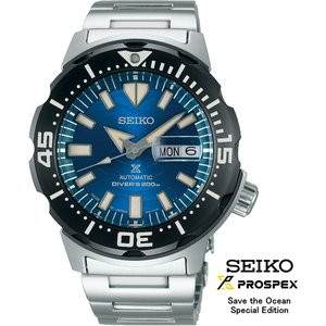 SEIKOプロスペックス SBDY045 ダイバースキューバ Save the Ocean Special Edition|tokei10