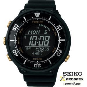 本日限定 SEIKOプロスペックス SBEP005  LOWERCASE フィールドマスター ソーラー式時計|tokei10