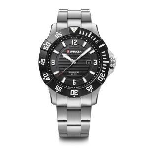ウェンガー WENGER 01.0641.131 シーフォース 正規品 腕時計|tokeikan