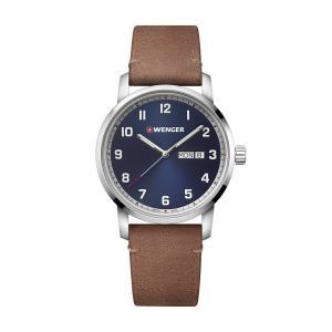 ウェンガー WENGER 01.1541.114 アティテュード デイデイト 正規品 腕時計|tokeikan