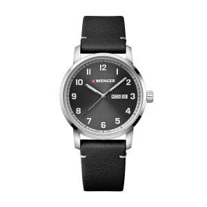 ウェンガー WENGER 01.1541.116 アティテュード デイデイト 正規品 腕時計|tokeikan