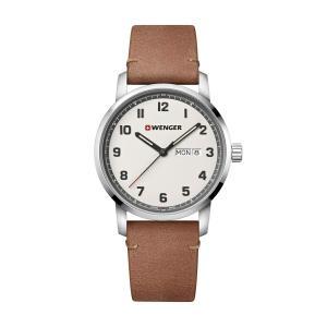 ウェンガー WENGER 01.1541.117 アティテュード デイデイト 正規品 腕時計|tokeikan