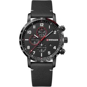 ウェンガー WENGER 01.1543.106 アティテュード クロノ 正規品 腕時計|tokeikan
