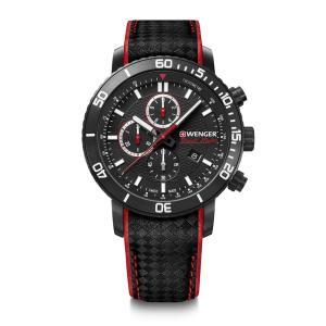ウェンガー WENGER 01.1843.109 ロードスター ブラックナイト 正規品 腕時計|tokeikan