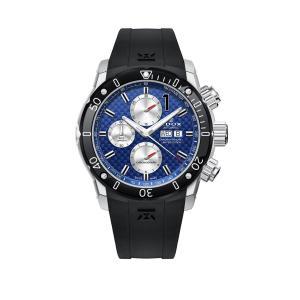 【正規品】 EDOX 【エドックス】 01122-3-BUIN2 クロノオフショア1 世界限定300本 【腕時計】