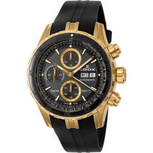 エドックス EDOX 01123-37J5-NID5 グランドオーシャン クロノグラフ オートマチック 正規品 腕時計|tokeikan
