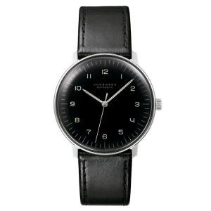 ユンハンス マックスビル JUNGHANS max bill 027 3400 00 automatic 正規品 腕時計 tokeikan