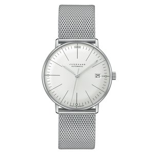 ユンハンス マックスビル JUNGHANS max bill 027 4106 46 クライネ オートマチック サファイアガラス 正規品 腕時計 tokeikan