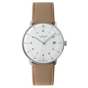 ユンハンス マックスビル JUNGHANS max bill 027 4700 00B オートマチック 正規品 腕時計 tokeikan