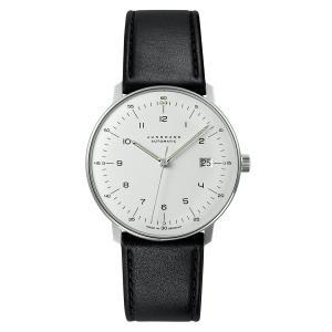ユンハンス マックスビル JUNGHANS max bill 027 4700 02 オートマチック サファイアガラス 正規品 腕時計 tokeikan