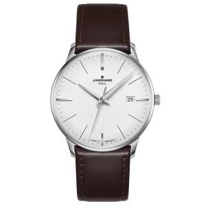 ユンハンス マイスター メガ JUNGHANS Meister 058 4800 00 電波時計 正規品 腕時計 tokeikan