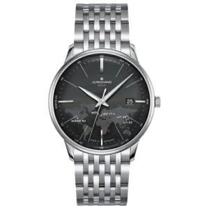 ユンハンス マイスター メガ JUNGHANS Meister 058 4803 44 電波時計 正規品 腕時計 tokeikan