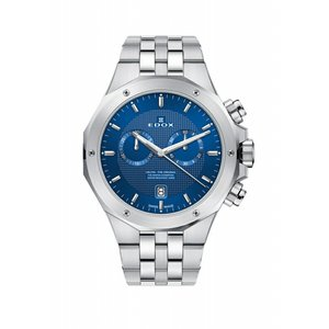 エドックス EDOX 10110-3M-BUIN デルフィン クォーツ クロノグラフ 正規品 腕時計|tokeikan