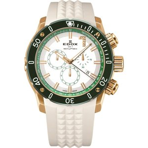 エドックス EDOX 10221-37JV5-BIDV8 クロノオフショア1 クロノグラフ クォーツ 世界限定300本 正規品 腕時計|tokeikan