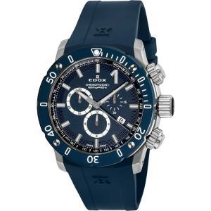 エドックス EDOX 10221-3BU3-BUIN3 クロノオフショア1 正規品 腕時計|tokeikan