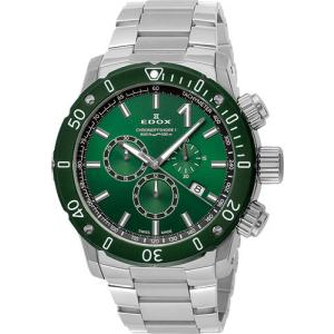 エドックス EDOX 10221-3VM5-VIN5 クロノオフショア1 クロノグラフ クォーツ 正規品 腕時計|tokeikan