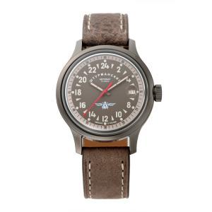 【今なら缶バッジプレゼント】 シュトゥルマンスキー STURMANSKIE 2431-1760940 オープンスペース 24時間時計 正規品 腕時計|tokeikan