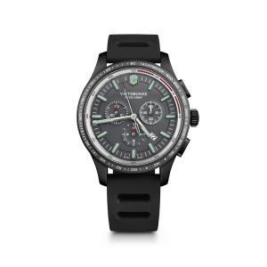 【今ならステンレス製マイストロープレゼント】 ビクトリノックス VICTORINOX 241818 アライアンス スポーツ 正規品 腕時計|tokeikan