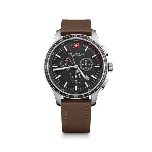【今ならステンレス製マイストロープレゼント】 ビクトリノックス VICTORINOX 241826 アライアンス スポーツ 正規品 腕時計|tokeikan