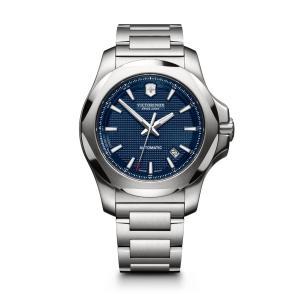 【今ならステンレス製マイストロープレゼント】 ビクトリノックス VICTORINOX 241835 イノックス メカニカル 正規品 腕時計|tokeikan