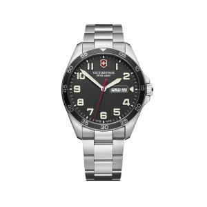 【今ならステンレス製マイストロープレゼント】 ビクトリノックス VICTORINOX 241849 フィールドフォース 正規品 腕時計|tokeikan