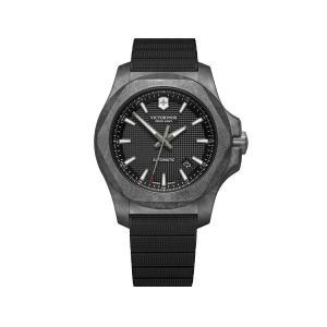 【今ならステンレス製マイストロープレゼント】 ビクトリノックス VICTORINOX 241866.1 イノックス メカニカル 正規品 腕時計|tokeikan