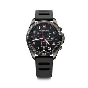 【今ならステンレス製マイストロープレゼント】 ビクトリノックス VICTORINOX 241889 フィールドフォース スポーツ 正規品 腕時計|tokeikan