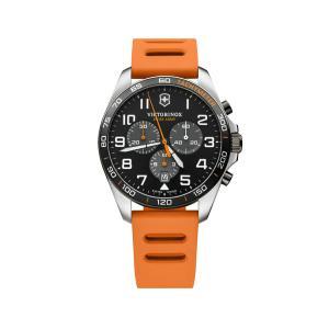 【今ならステンレス製マイストロープレゼント】 ビクトリノックス VICTORINOX 241893 フィールドフォース スポーツ 正規品 腕時計|tokeikan