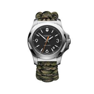 【今ならステンレス製マイストロープレゼント】 ビクトリノックス VICTORINOX 241894 イノックス オータムスピリット 正規品 腕時計|tokeikan