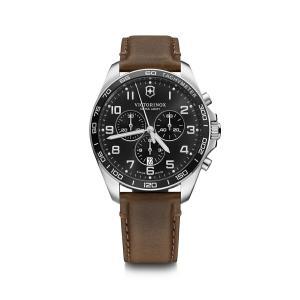 【今ならステンレス製マイストロープレゼント】 ビクトリノックス VICTORINOX 241928 フィールドフォース クラシック 正規品 腕時計|tokeikan