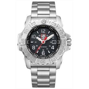 【正規品】 LUMINOX 【ルミノックス】 3252 ネイビーシール スチール 3250 シリーズ 【腕時計】|tokeikan