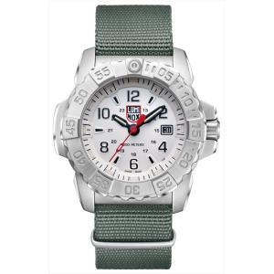 【正規品】 LUMINOX 【ルミノックス】 3257 ネイビーシール スチール 3250 シリーズ 【腕時計】|tokeikan