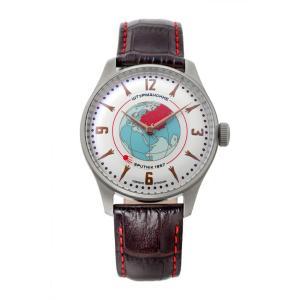 【今なら缶バッジプレゼント】 シュトゥルマンスキー STURMANSKIE 2609-3735430 ヘリテージ スプートニク 正規品 腕時計|tokeikan