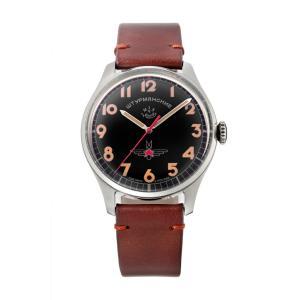 【今なら缶バッジプレゼント】 シュトゥルマンスキー STURMANSKIE 2416-3805147 ガガーリン アニバーサリー オート 正規品 腕時計|tokeikan