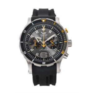 ボストーク ヨーロッパ VOSTOK EUROPE 6S21-510A584 アンチャール クロノグラフ 正規品 腕時計|tokeikan