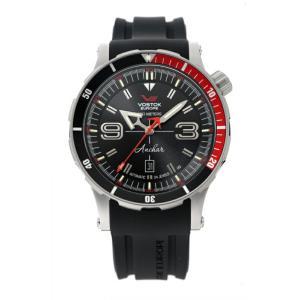 ボストーク ヨーロッパ VOSTOK EUROPE NH35A-510A587 アンチャール サブマリン 正規品 腕時計|tokeikan