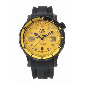 ボストーク ヨーロッパ VOSTOK EUROPE NH35A-510C530 アンチャール サブマリン 正規品 腕時計|tokeikan