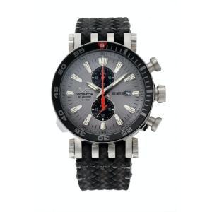 ボストーク ヨーロッパ VOSTOK EUROPE VK61-575A588 エネルギア クロノグラフ 正規品 腕時計|tokeikan